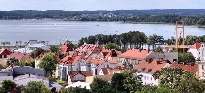 Jeziora w Polsce: Mazury. Giżycko