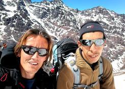 Zdobyliśmy najwyższy szczyt Atlasu Wysokiego i Afryki Północnej, Jebel Toubkal