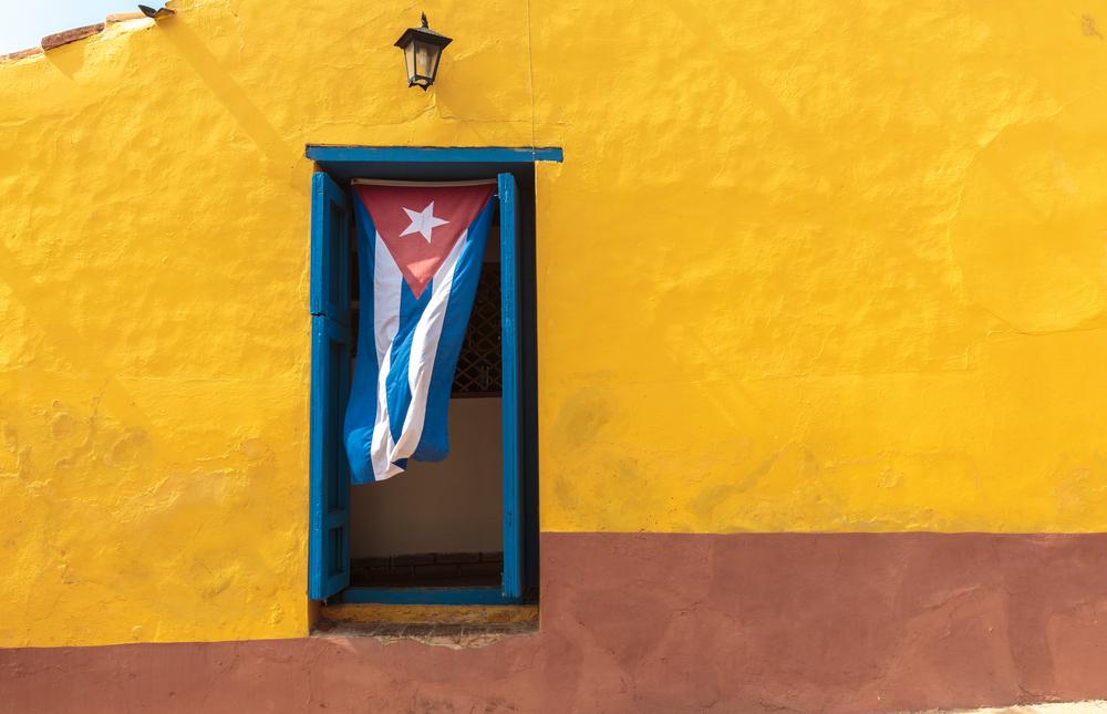 Kuba, flaga kubańska